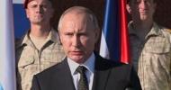 Владимир Путин приказал Министру обороны и начальнику Генерального штаба приступить к выводу российской группировки войск из Сирии