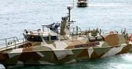 Для ВМФ в Санкт-Петербурге спустили на воду очередной патрульный катер нового поколения «Раптор» проекта 03160