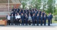 Поздравление с Днем Победы личного состава гвардейского 137 парашютно-десантного полка
