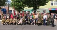 Парад Победы в Рязани