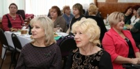 В Рязани солдатских матерей и вдов поздравили с 8 марта