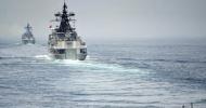 Во Владивосток прибыл отряд кораблей ВМС Китая