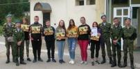 В ДСОЦ «Колос» прошли мероприятия ко Дню ВДВ