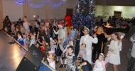 В Рязани прошел новогодний праздник для детей и внуков ветеранов боевых действий и членов семей военнослужащих, погибших в локальных войнах