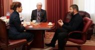 Глава Рязани Юлия Рокотянская встретилась с ветеранами Афганистана