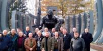В День спецназа побратимы 173 Оо СпН встретились в Екатеринбурге