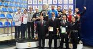 Команда Военной академии МТО победила на чемпионате России по гиревому спорту среди юниоров