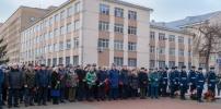 В день памяти воинов-интернационалистов в Рязани прошел памятный митинг
