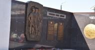 В Михайлове открыли памятник участникам локальных войн