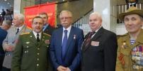 Встреча ветеранов- афганцев по случаю 27-ой годовщины вывода Советских войск из Афганистана.