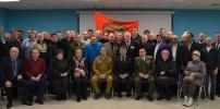 24 ноября 2016г. под руководством Председателя Правления РОО ООО «РСВА» Караева С.А., проведено собрание ветеранов войны в Афганистане.