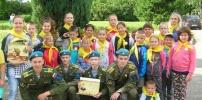 В рязанском санатории «Колос» состоялись мероприятия в рамках социального проекта «Я - патриот»