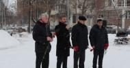 25 декабря на площади им. Маргелова прошло мероприятие, посвященное 37-ой годовщине ввода ограниченного контингента советских войск в Афганистан.