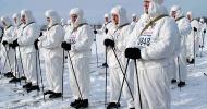 В десяти городах России стартует лыжный переход десантников, посвященный 100-летию Рязанского высшего воздушно-десантного командного училища имени генерала армии В. Ф. Маргелова