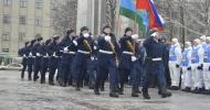 Сегодня в десяти городах России проходят торжественные мероприятия, посвященные предстоящему лыжному переходу десантников