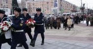 В Рязани состоялись мероприятия, посвященные 76-й годовщине начала контрнаступления в битве под Москвой