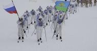Все десять маршрутов десантников 19 февраля сойдутся недалеко от сельского поселения Поляны в Рязанской области
