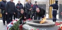В Рязани прошли торжественные мероприятия, посвященные Дню защитника Отечества