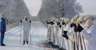 3 февраля 2018 года в десяти городах России стартует лыжный переход десантников